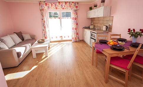 Apartament Pierwiosnek